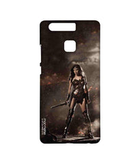 Batman Dawn of Justice Lethal Wonder Woman Sublime Case for Huawei P9