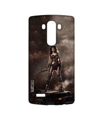 Batman Dawn of Justice Lethal Wonder Woman Sublime Case for LG G4