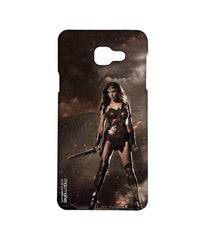 Batman Dawn of Justice Lethal Wonder Woman Sublime Case for Samsung A5 (2016)