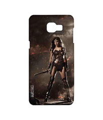 Batman Dawn of Justice Lethal Wonder Woman Sublime Case for Samsung A9 Pro