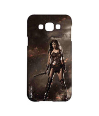 Batman Dawn of Justice Lethal Wonder Woman Sublime Case for Samsung Grand Max