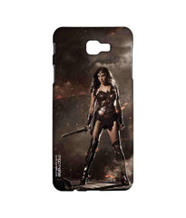 Batman Dawn of Justice Lethal Wonder Woman Sublime Case for Samsung J7 Prime