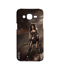 Batman Dawn of Justice Lethal Wonder Woman Sublime Case for Samsung On5 Pro