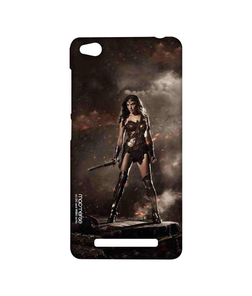 Batman Dawn of Justice Lethal Wonder Woman Sublime Case for Xiaomi Redmi 3S