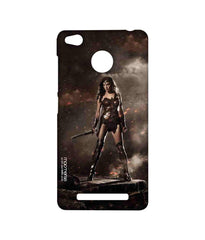 Batman Dawn of Justice Lethal Wonder Woman Sublime Case for Xiaomi Redmi 3S Prime