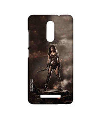 Batman Dawn of Justice Lethal Wonder Woman Sublime Case for Xiaomi Redmi Note 3
