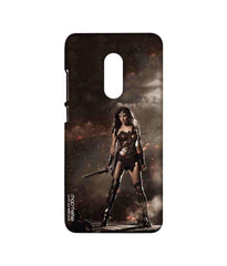 Batman Dawn of Justice Lethal Wonder Woman Sublime Case for Xiaomi Redmi Note 4