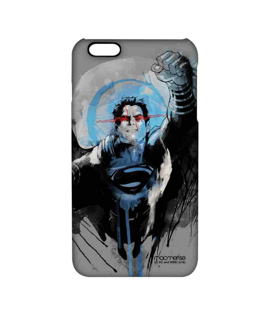 Batman Dawn of Justice Sketched Superman Pro Case for iPhone 6 Plus