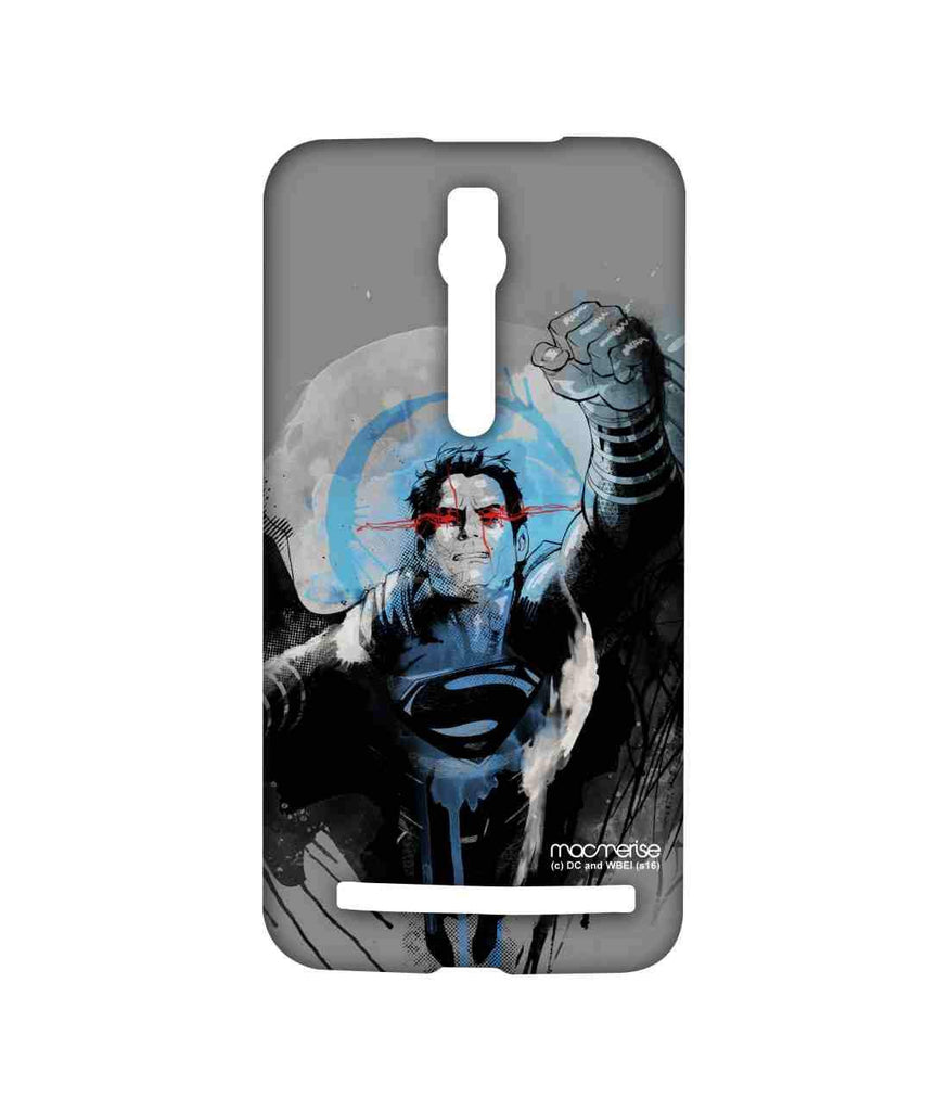 Batman Dawn of Justice Sketched Superman Sublime Case for Asus Zenfone 2