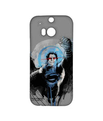 Batman Dawn of Justice Sketched Superman Sublime Case for HTC One M8