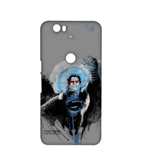 Batman Dawn of Justice Sketched Superman Sublime Case for Huawei Nexus 6P