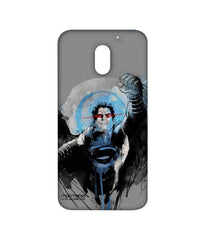 Batman Dawn of Justice Sketched Superman Sublime Case for Moto E3 Power