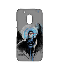 Batman Dawn of Justice Sketched Superman Sublime Case for Moto G4 Play