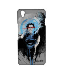 Batman Dawn of Justice Sketched Superman Sublime Case for OnePlus X