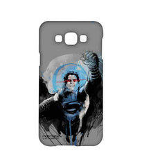 Batman Dawn of Justice Sketched Superman Sublime Case for Samsung A8