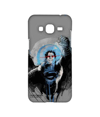 Batman Dawn of Justice Sketched Superman Sublime Case for Samsung J3 (2016)