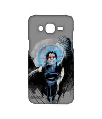 Batman Dawn of Justice Sketched Superman Sublime Case for Samsung J5