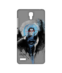 Batman Dawn of Justice Sketched Superman Sublime Case for Xiaomi Redmi Note Prime