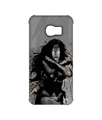 Batman Dawn of Justice Sketched Wonder Woman Pro Case for Samsung S6 Edge