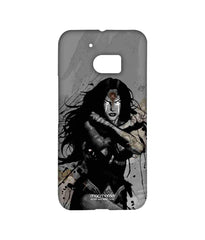 Batman Dawn of Justice Sketched Wonder Woman Sublime Case for HTC 10