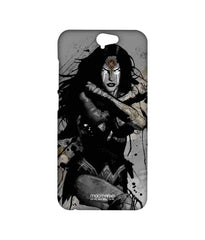 Batman Dawn of Justice Sketched Wonder Woman Sublime Case for HTC One A9