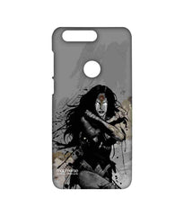 Batman Dawn of Justice Sketched Wonder Woman Sublime Case for Huawei Honor 8