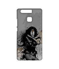 Batman Dawn of Justice Sketched Wonder Woman Sublime Case for Huawei P9
