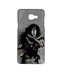Batman Dawn of Justice Sketched Wonder Woman Sublime Case for Samsung A5 (2016)