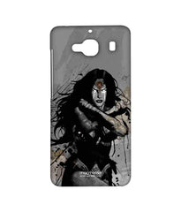 Batman Dawn of Justice Sketched Wonder Woman Sublime Case for Xiaomi Redmi 2