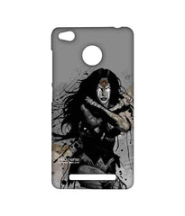 Batman Dawn of Justice Sketched Wonder Woman Sublime Case for Xiaomi Redmi 3S Prime