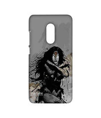 Batman Dawn of Justice Sketched Wonder Woman Sublime Case for Xiaomi Redmi Note 4