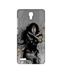 Batman Dawn of Justice Sketched Wonder Woman Sublime Case for Xiaomi Redmi Note 4G