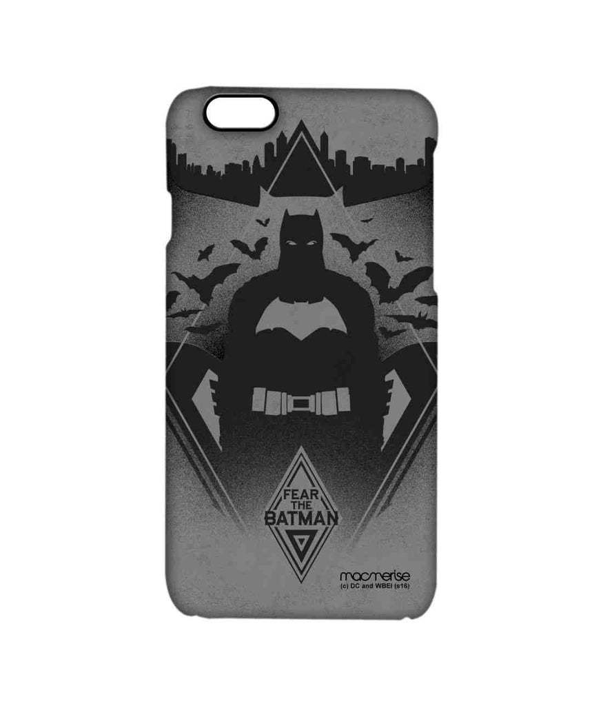 Batman Dawn of Justice Stance of Batman Pro Case for iPhone 6S