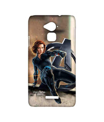 Avengers Black Widow Age of Ultron Super Spy Sublime Case for Coolpad Note 3