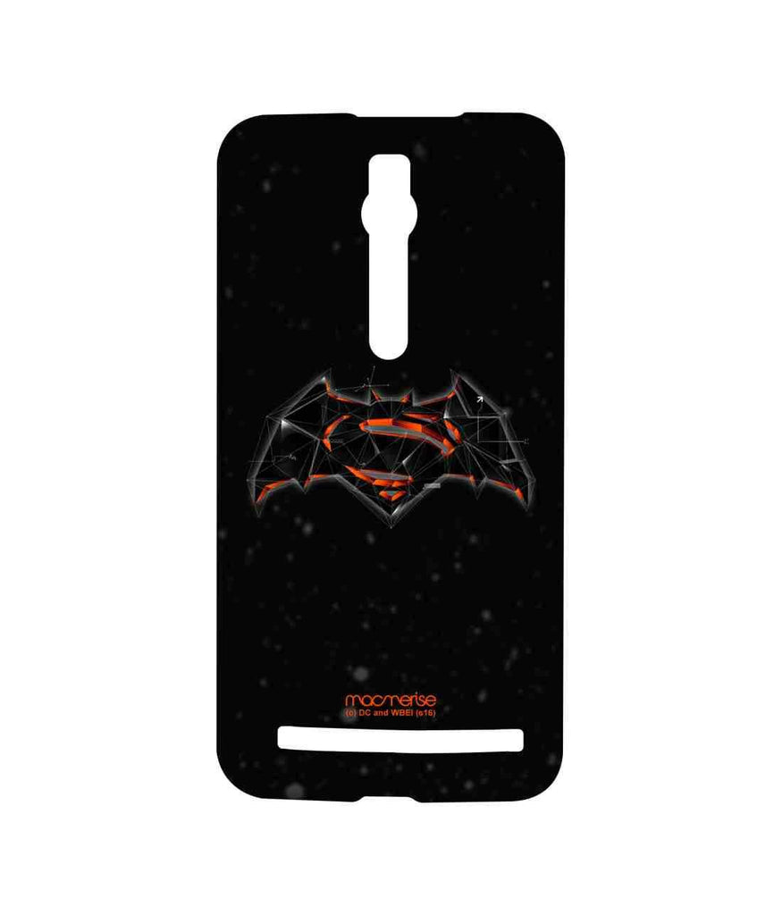 Batman Dawn of Justice Batman Superman Bat Super Trace Sublime Case for Asus Zenfone 2