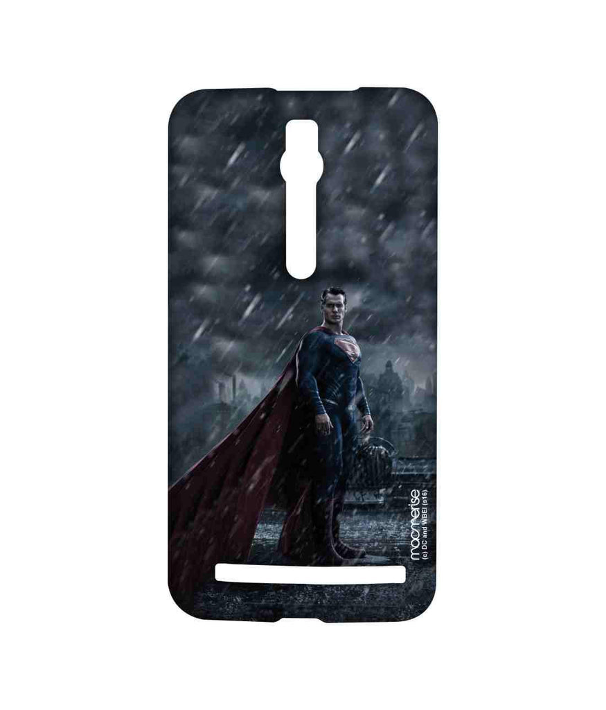 Batman Dawn of Justice Stand Tall Superman Sublime Case for Asus Zenfone 2