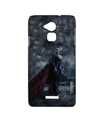 Batman Dawn of Justice Stand Tall Superman Sublime Case for Coolpad Note 3
