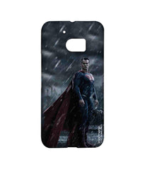 Batman Dawn of Justice Stand Tall Superman Sublime Case for HTC 10