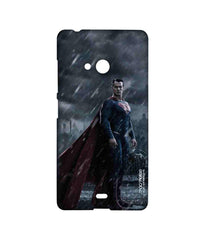 Batman Dawn of Justice Stand Tall Superman Sublime Case for Microsoft Lumia 540