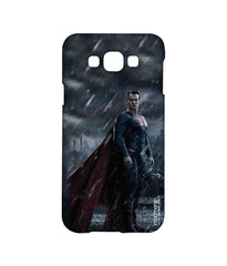 Batman Dawn of Justice Stand Tall Superman Sublime Case for Samsung A8