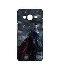 Batman Dawn of Justice Stand Tall Superman Sublime Case for Samsung J3 (2016)