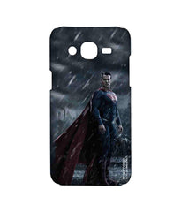 Batman Dawn of Justice Stand Tall Superman Sublime Case for Samsung J5