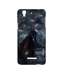 Batman Dawn of Justice Stand Tall Superman Sublime Case for YU Yureka Plus
