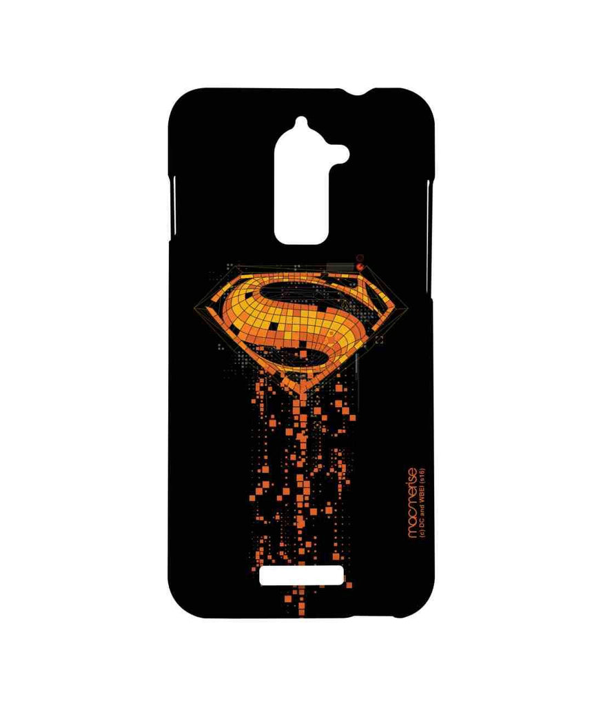 Batman Dawn of Justice Superman Mosaic Sublime Case for Coolpad Note 3 Lite
