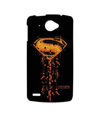 Batman Dawn of Justice Superman Mosaic Sublime Case for Lenovo S920