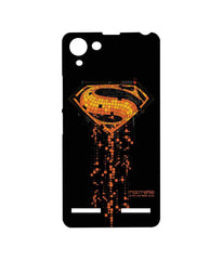 Batman Dawn of Justice Superman Mosaic Sublime Case for Lenovo Vibe K5