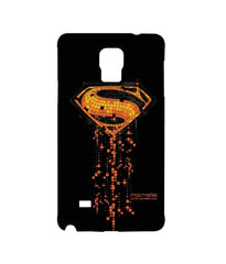 Batman Dawn of Justice Superman Mosaic Sublime Case for Samsung Note 4