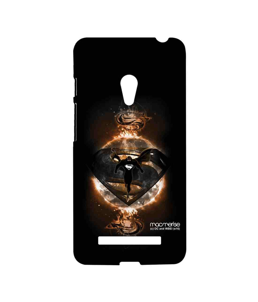 Batman Dawn of Justice Superman Rage Sublime Case for Asus Zenfone 5