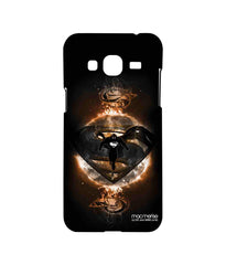 Batman Dawn of Justice Superman Rage Sublime Case for Samsung J3 (2016)
