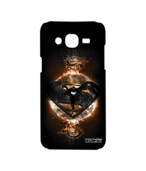 Batman Dawn of Justice Superman Rage Sublime Case for Samsung On5 Pro